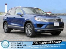 2016_Volkswagen_Touareg_Lux_ South Jersey NJ