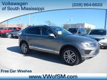 2016_Volkswagen_Touareg_Lux_ South Mississippi MS