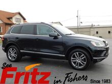 2016_Volkswagen_Touareg_Lux_ Fishers IN