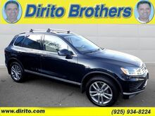 2016_Volkswagen_Touareg_Lux_ Walnut Creek CA