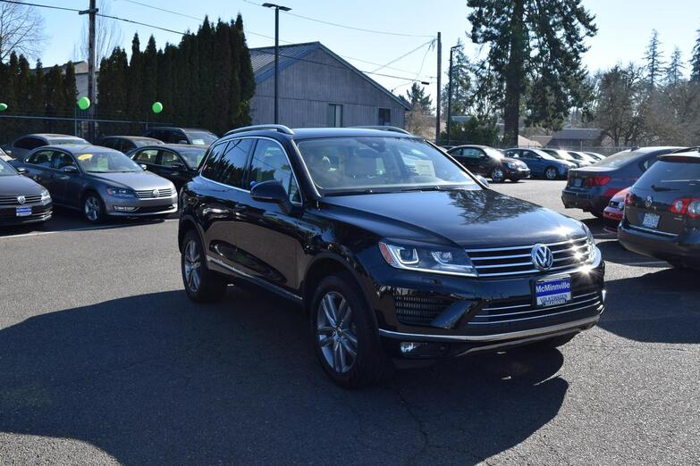 2016 Volkswagen Touareg TDI Lux McMinnville OR