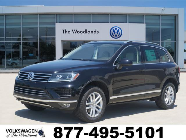 2016 Volkswagen Touareg TDI Sport The Woodlands TX