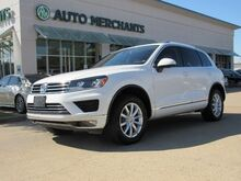 2016_Volkswagen_Touareg_TDI Sport w/Technology*BACKUP CAMERA,NAVIGATION SYSTEM,ENGINE IMMOBILIZER,BLUETOOTH,KEYLESS START_ Plano TX