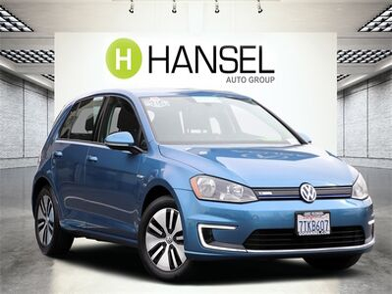 2016_Volkswagen_e-Golf_SE_ Santa Rosa CA