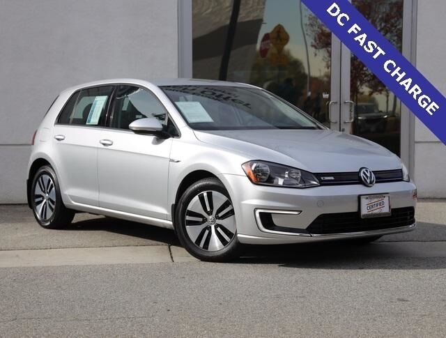 2016 Volkswagen e-Golf SE DC FAST CHARGE City of Industry CA