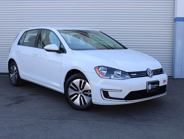 2016 Volkswagen e-Golf SE DC FAST CHARGE KIT Van Nuys CA
