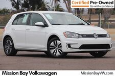 2016 Volkswagen e-Golf SE DC FAST CHARGE
