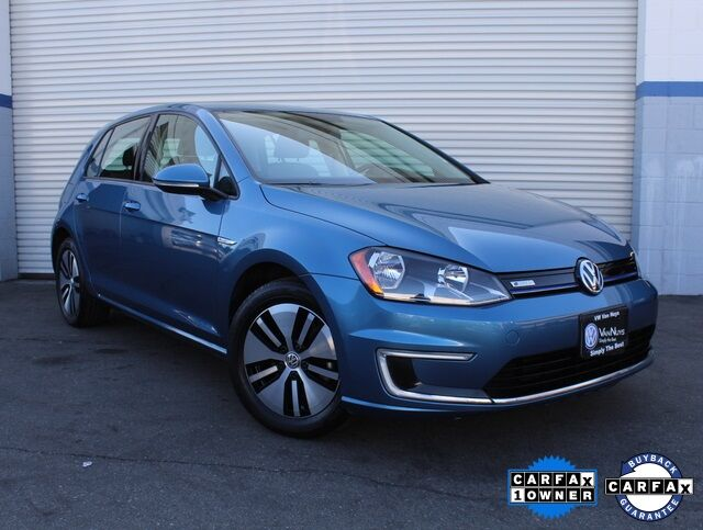 2016 Volkswagen e-Golf SE DC FAST CHARGING KIT City of Industry CA