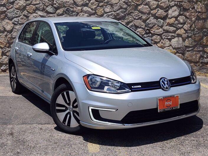 2016 Volkswagen e-Golf SE El Paso TX