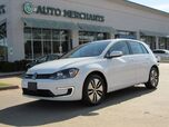 2016 Volkswagen e-Golf SE, HEATED FRONT SEATS, BLUETOOTH CONNECTION, BACKUP CAMERA, AUXILIARY INPUT, SATELLITE RADIO