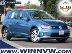 2016_Volkswagen_e-Golf_SE_ Newark CA