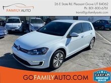 2016_Volkswagen_e-Golf_SE_ Pleasant Grove UT