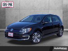 2016_Volkswagen_e-Golf_SE_ San Jose CA