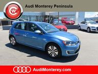 2016 Volkswagen e-Golf SE Seaside CA