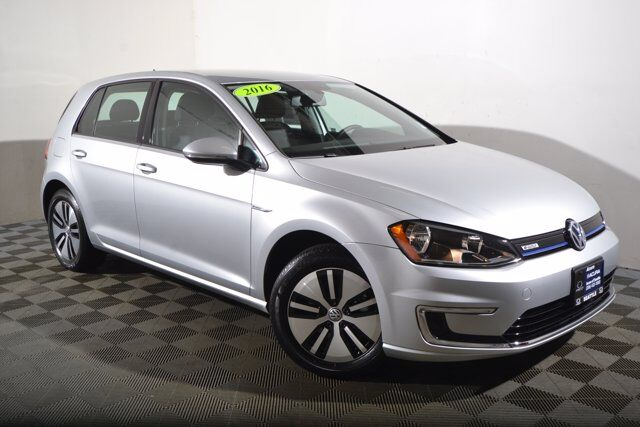 2016 Volkswagen e-Golf SE Seattle WA
