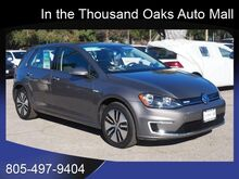 2016_Volkswagen_e-Golf_SE_ Thousand Oaks CA