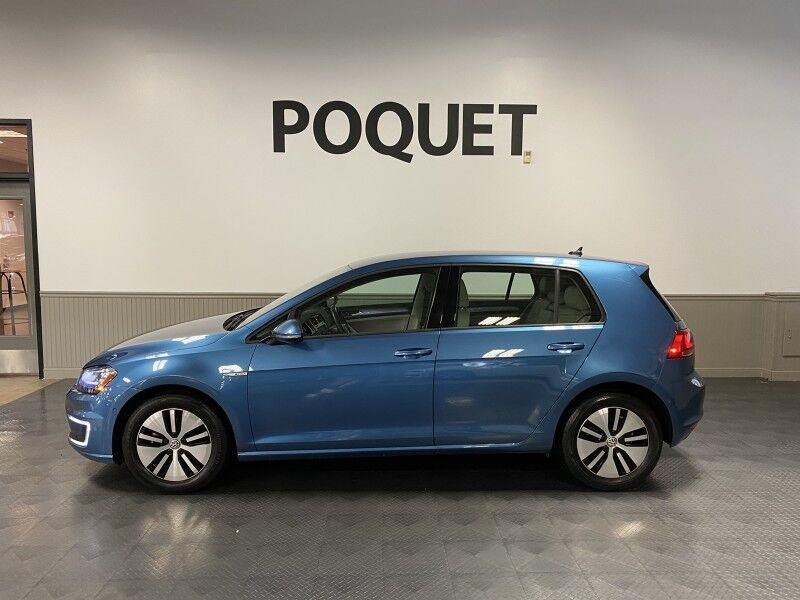 2016 Volkswagen e-Golf SEL Premium Golden Valley MN