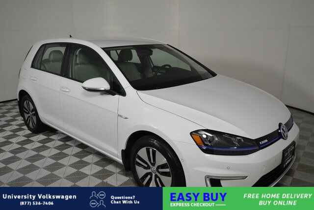 2016 Volkswagen e-Golf SEL Premium Seattle WA