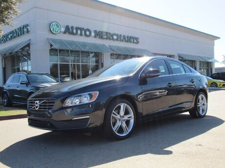 2016 Volvo S60 2.5 Premier 4WD, Bluetooth Connection, Climate Control, Heated Front Seat, Sunroof Plano TX