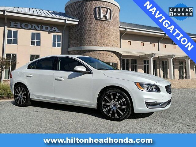 2016 Volvo S60 Inscription T5 Bluffton SC