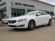 2016_Volvo_S60_T5 Drive-E Premier FWD 2.0L 4 CYLINDER, AUTOMATIC, LEATHER SEATS, NAVIGATION SYSTEM, HTD FRONT SEATS_ Plano TX