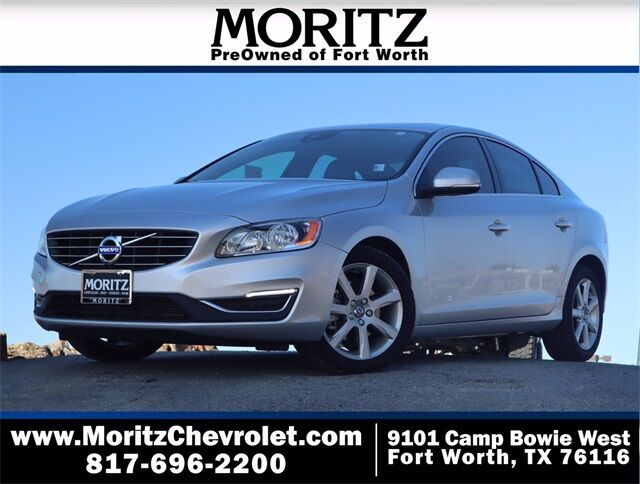 2016 Volvo S60 T5 Drive-E Premier Fort Worth TX