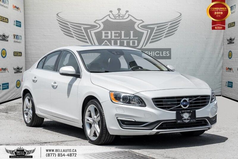 2016 Volvo S60 T5 Special Edition Premier, AWD, NAVI, SUNROOF, BLIND SPOT Toronto ON