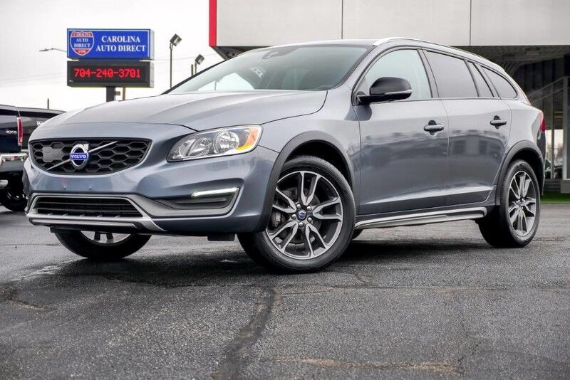 2016 Volvo V60 Cross Country Premier T5 AWD w/ Heated Front Seats & Navigation Mooresville NC