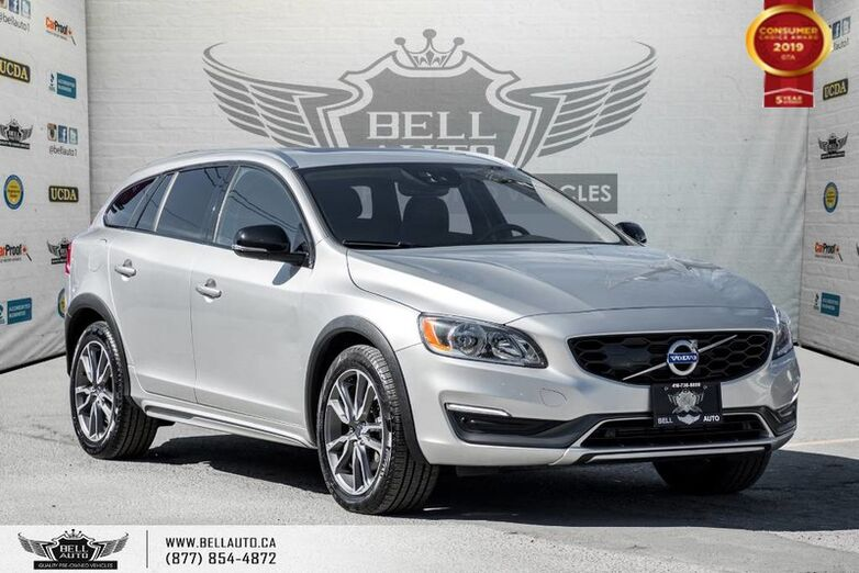 2016 Volvo V60 Cross Country T5 Premier, AWD, NO ACCIDENT, NAVI, BACK-UP CAM, BLIND SPOT Toronto ON