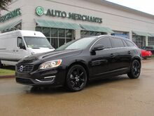 2016_Volvo_V60_T5 Drive-E Premier FWD*SUNROOF,BLUETOOTH CONNECTION,HEATED FRONT SEATS_ Plano TX