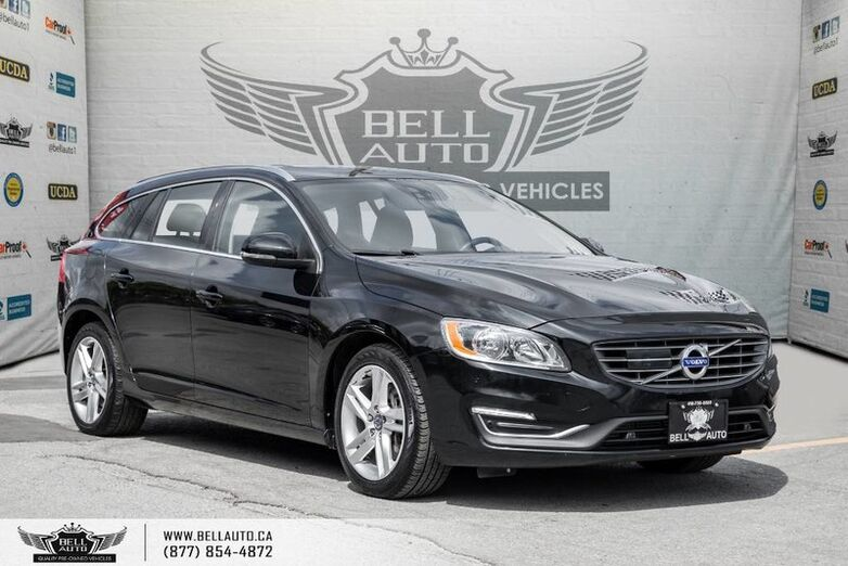 2016 Volvo V60 T5 Premier, NO ACCIDENT, AWD, NAVI, BACK-UP CAM, SUNROOF, BLINDSPOT Toronto ON