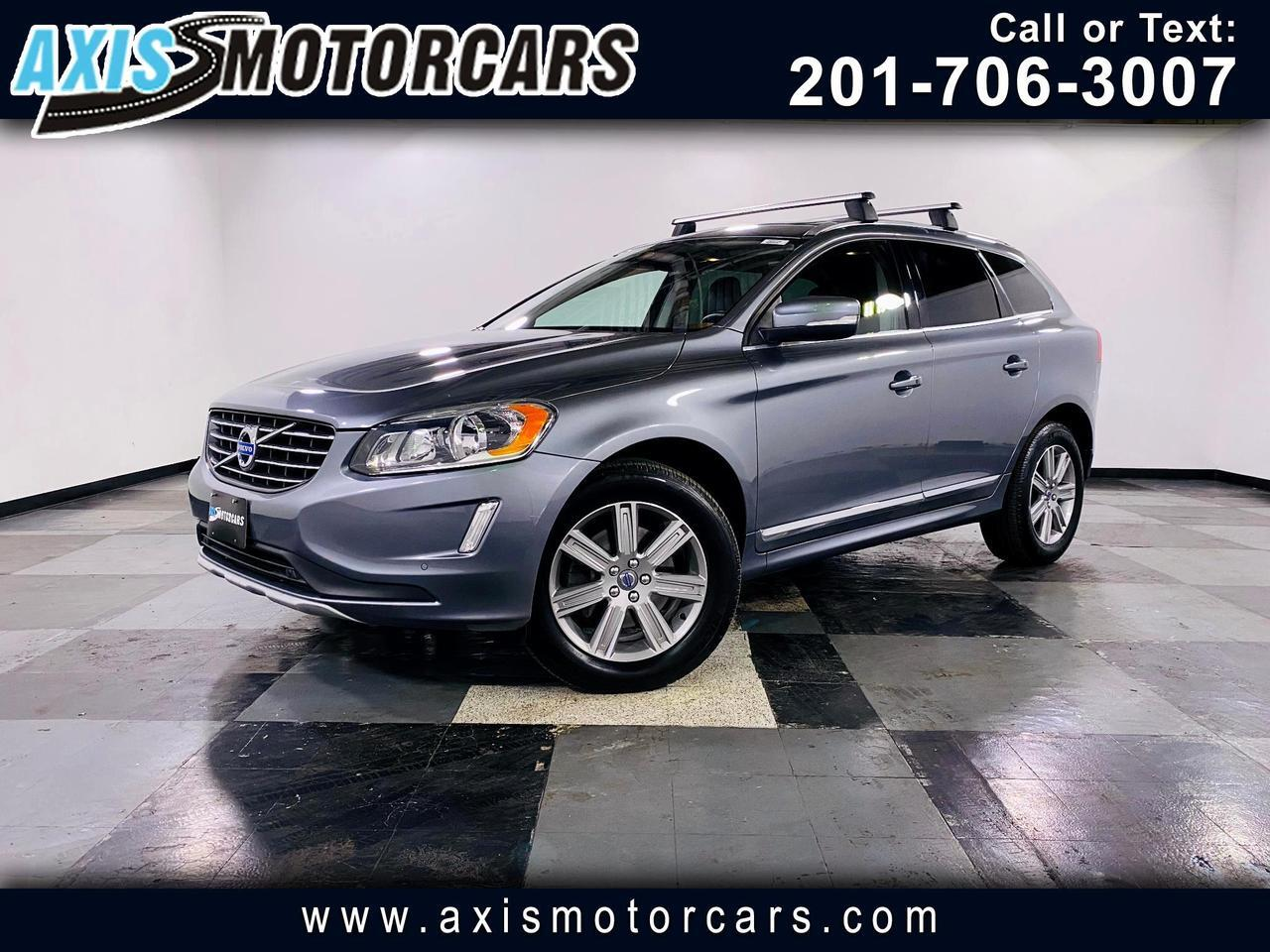 2016 Volvo XC60 AWD 3.0T6 w/Backup Camera Navigation Panoramic Roo Jersey City NJ