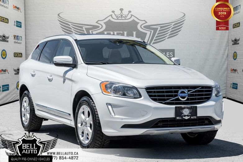 2016 Volvo XC60 T5 Drive-E Premier, NAVI, PANO ROOF, BACK-UP CAM, LEATHER Toronto ON