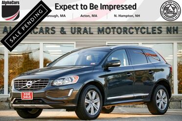 2016_Volvo_XC60_T6 Drive-E_ Boxborough MA