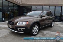 2016_Volvo_XC70_T5 Premier / AWD / Technology Pkg / Convenience Pkg / Climate Pkg / Power & Heated Leather Seats / Heated Steering Wheel / Navigation / Sunroof / Adaptive Cruise / Lane Departure Alert / Bluetooth / Back Up Camera / Tow Pkg / 1-Owner_ Anchorage AK