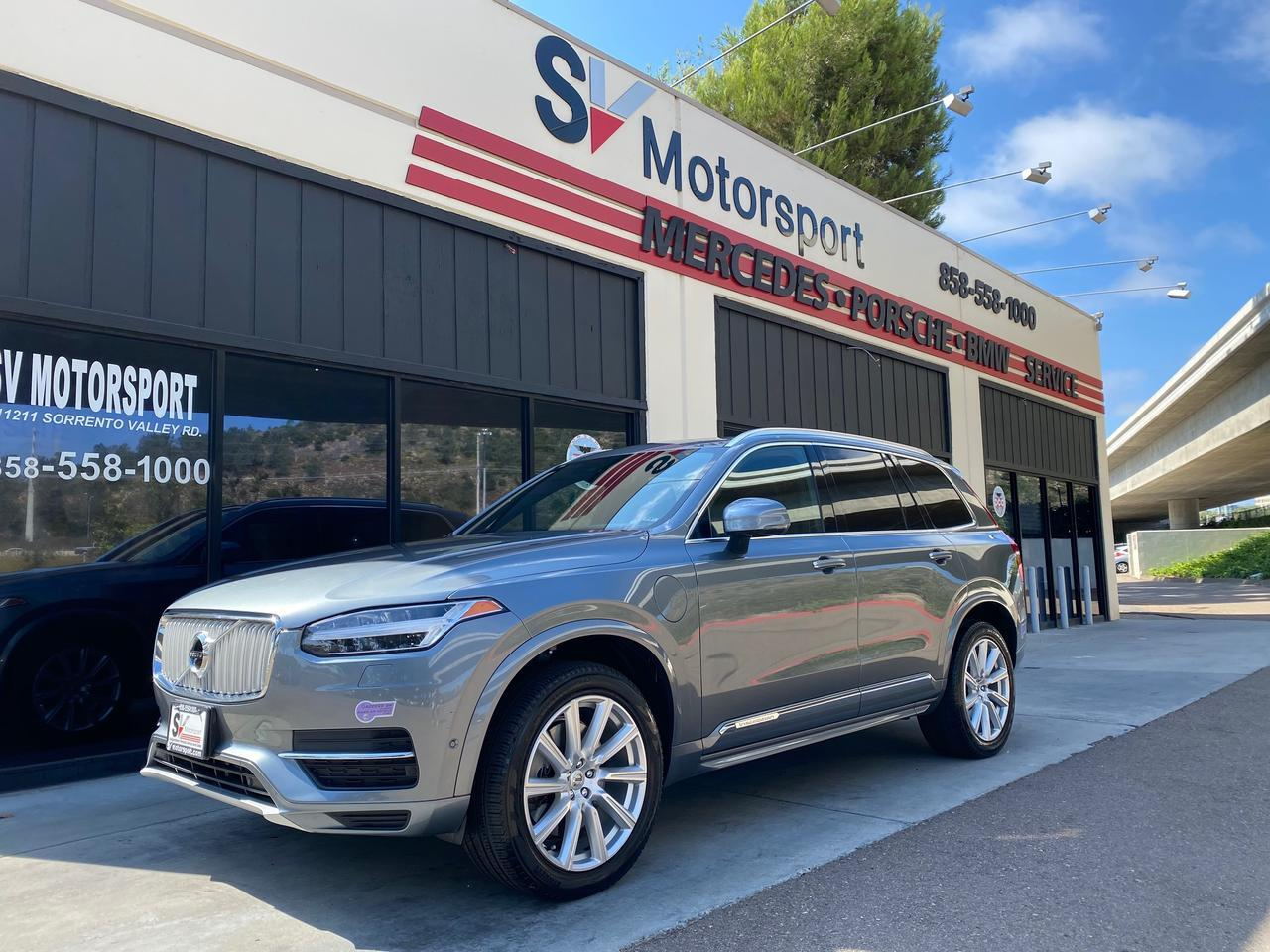 2016 Volvo XC90 Hybrid T8 Inscription San Diego CA