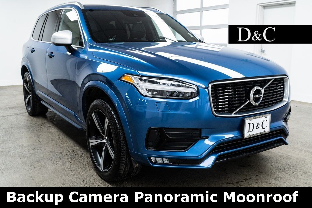 2016 Volvo XC90 T5 R-Design Backup Camera Panoramic Moonroof Portland OR