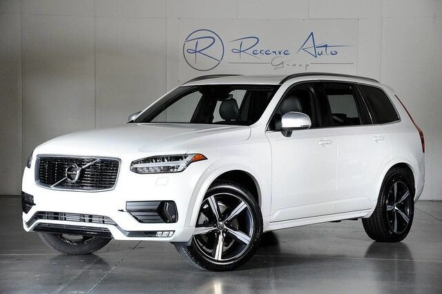 2016 Volvo Xc90 T5 R Design Lane Departure Warning Navigation The Colony Tx