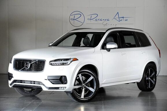 2016_Volvo_XC90_T5 R-Design Lane Departure Warning Navigation_ The Colony TX