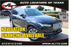 2016_Volvo_XC90_T6 Inscription_ Plano TX
