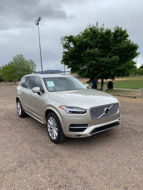 2016_Volvo_XC90_T6 Inscription_ Santa Fe NM