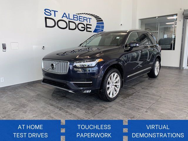 2016 Volvo XC90 T6 Inscription St. Albert AB