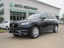2016_Volvo_XC90_T6 Momentum AWD 2.0L 4CYL TURBOCHARGED, AUTOMATIC, AWD, LEATHER SEATS, NAVIGATION PANORAMIC SUNROOF_ Plano TX