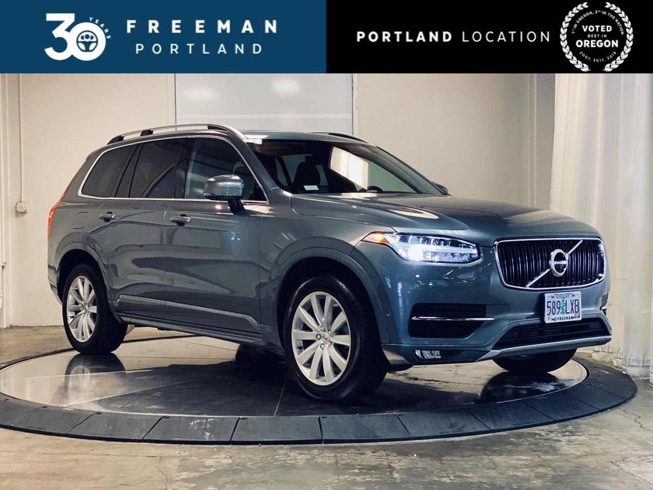 2016 Volvo XC90 T6 Momentum Surround Cam Adaptive Cruise Pilot Assist Portland OR