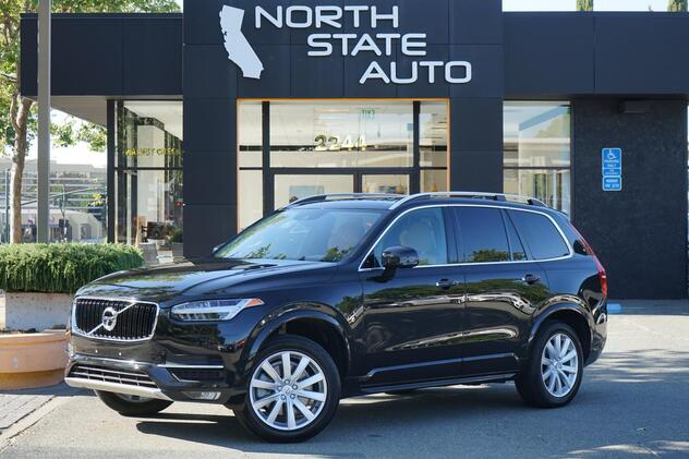 2016_Volvo_XC90_T6 Momentum_ Walnut Creek CA