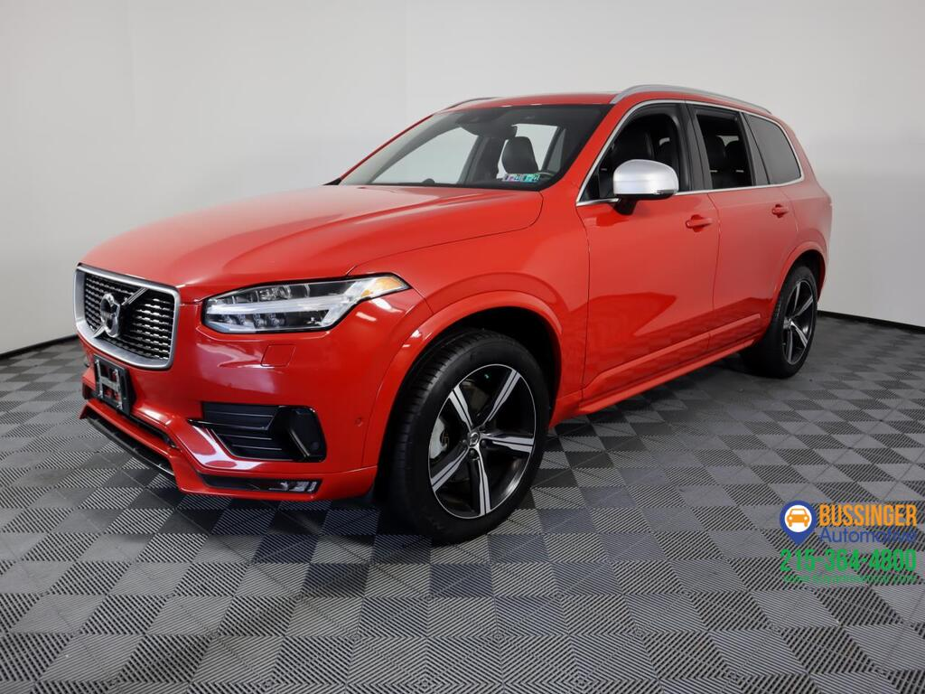 2016 Volvo XC90 T6 R-Design - All Wheel Drive Feasterville PA