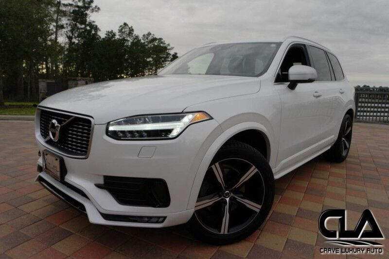 2016 Volvo Xc90 T6 R Design The Woodlands Tx