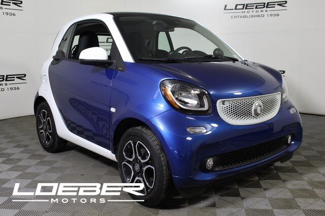 2016 smart Fortwo Passion Lincolnwood IL