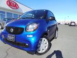 2016 smart fortwo 2DR CPE PURE