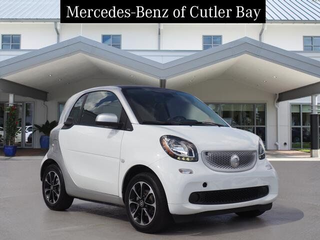 2016 smart fortwo Passion Cutler Bay FL